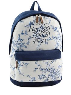 pepe jeans backpack 2016