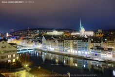 Panoramic view from #Lindenhof park #zurich
