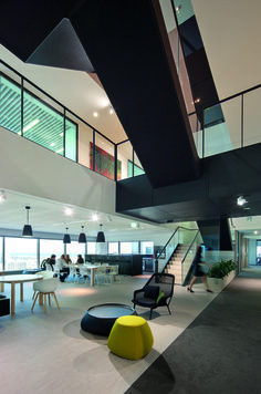 Allens Linklaters Workplace Victoria Australia By BVN Donovan Hill Designers