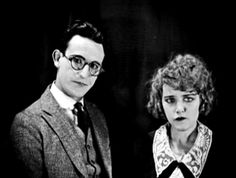 Harold Lloyd and Mildred Davis in Now or Never (1921)
