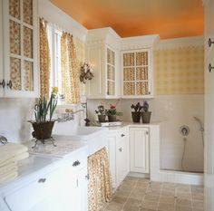 Highland Park Tudor - traditional - laundry room - dallas - by Mary Anne Smiley Interiors