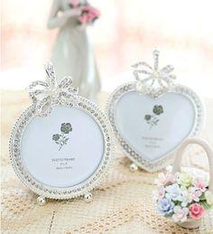 Wedding crystal frame