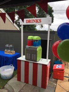 Drink and food stands available for hire    Party Hire   Gumtree Australia Norwood Area - Norwood   1166860999