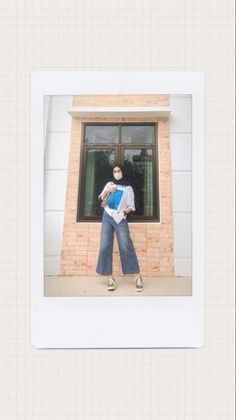 Polaroid Film, Ootd
