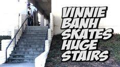 VINNIE BANH AND FRIENDS SKATE HUGE STAIRS & MORE !!! – NKA VIDS – – Nka Vids Skateboarding: nigel alexander – WATCH MORE VIDEOS HERE !!!…