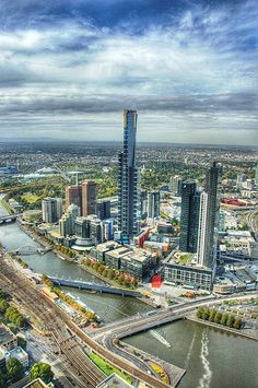 Melbourne - Victoria - Australia by Alan Lam