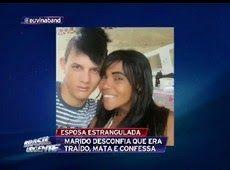 Galdino Saquarema Noticia: Homem mata esposa com fio de celular