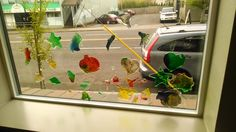 DIY Window Gel Clings ScienceKiddo.com