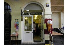 Roly's Fudge Pantry - Barnstaple Pannier Market North Devon, Fudge, Pantry, Beautiful Places, Spaces, Marketing, Pictures, Food, Pantry Room