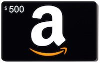 I'm giving away a $500 Amazon gift card to one lucky recipient. Just join my sweepstakes list and I'll announce the winner on July 31st!