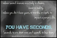 Four Seconds to Lose by K.A. Tucker (edit by Ashley)