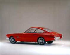 The Mustangs that Could Have Been: The Avanti/Allegro Concept