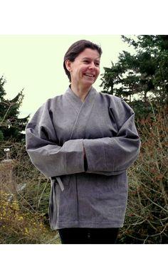 Samue Jacket by Still Sitting Meditation Supply