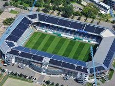 DKB Arena - FC Hansa Rostock, Germany