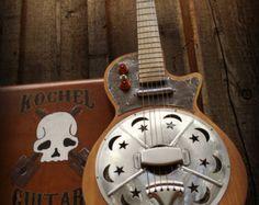 Electric resonator Gutiar Blues Guitar Slide Guitar