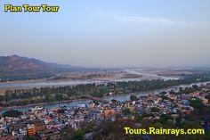 Tourist Attraction India: From  Mansa Devi Haridwar view
