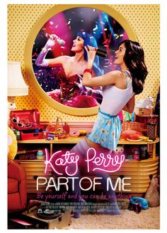 KATY PERRY:PART OF ME