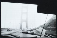 Annie Leibovitz, Golden Gate Bridge, San Francisco. 1977.