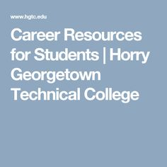 Hgtc Campus Map.Horry Georgetown Technical College Horrygeorgetown On Pinterest