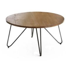 Table basse arco 80cm INWOOD | La Redoute Mobile