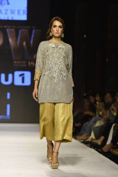 2015 FPW Nida Azwer Dresses Collection