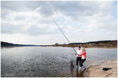 Love story.Fishing:)