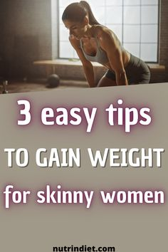 Are you a thin woman and want to gain weight? Gaining weight can be difficult for some people. See our simple tips that will help you gain weight in a healthy and easy way. #gainweighttips #gainweightforwomen #gainweightdiet #gainweightfood Tips To Gain Weight, Gain Weight Fast, Weight Gain Meals, Skinny, Woman, Simple, Healthy, Easy, Lean Body
