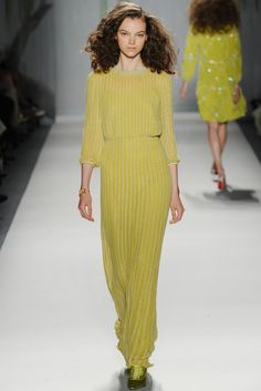 Jenny Packham Spring 2014 Ready-to-Wear - Collection - Gallery - Look 1 - Style.com