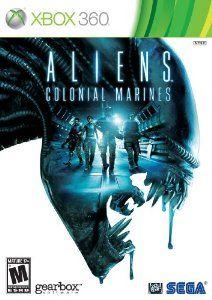 Amazon.com: Aliens: Colonial Marines: Xbox 360: Video Games