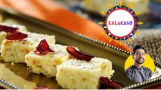 Easy Special Kalakand Recipe | दानेदार कलाकंद झटपट आसान रेसिपी | 15m Kalakand | Chef Ranveer Brar - YouTube Kalakand Recipe, Condensed Milk Desserts, Indian Sweets, Indian Food Recipes, Cheesecake, Deserts, Cooking, Youtube, Easy