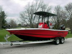 Epic 22 sc .. This is a fantastic fishing boat!