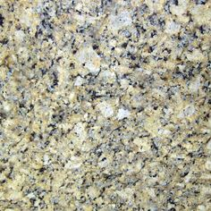 GIALLO NAPOLEONE. Chunks of yellow gold with swirls of blue grey and black. Gorgeous granite color available at Knoxville's Stone Interiors. Showroom located at 3900 Middlebrook Pike, Knoxville, TN. www.knoxstoneinte... FREE Estimates available, call 865-971-5800.