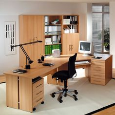 Beech office furniture.  http://www.worldstores.co.uk/c/Home_Office_Furniture_Sun_Range.htm#