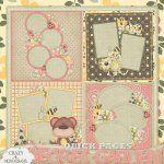 Secret Garden Quick Pages