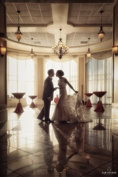 Romantic wedding moment at the beautiful Lake Mary Event Center, FL