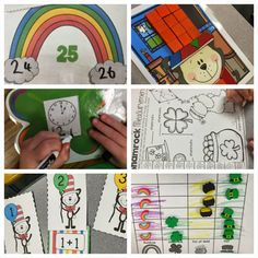 Welcome to my weekly post dedicated to MATH CENTERS. This week, we had a blast with Dr. Seuss, Presidents' Day and US Symbols, and St. Patrick's Day to help us to to review and learn more about math. I try to mix and match our math centers to cover MANY skills for our Some of …