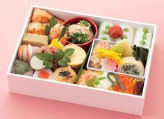 Box lunch for cherry-blossom viewing 京都・たん熊北店 - お花見弁当