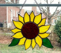 Most recent No Cost Stained Glass sunflower Concepts Within the autumn connected with 1998 I made a decision which I personally needed yet another pastime for my p. Stained Glass Ornaments, Stained Glass Suncatchers, Stained Glass Flowers, Faux Stained Glass, Stained Glass Projects, Stained Glass Windows, Stained Glass Patterns Free, Stained Glass Designs, Mosaic Art