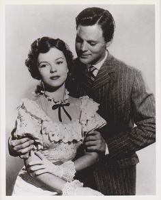 1949 Shirley Temple & John Agar, Adventure in Baltimore