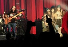Rush 'R40 Live 40th Anniversary' Tour Pictures - Los Angeles, CA 08/01/2015