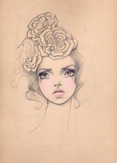 Clarissa Paiva #art #illustration