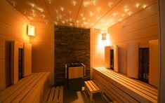 Prémiově vybavená infra sauna Klafs s hvězdným nebem Infra Sauna, Halle, Garage Doors, Outdoor Decor, Home Decor, Decoration Home, Infrared Sauna, Room Decor, Hall