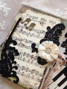 Black and white music