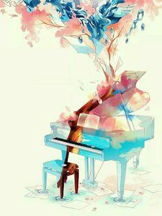 #wattpad #random Cung Cấp Ảnh Để Design Bìa Truyện Những ảnh có thể dùng làm bìa truyện đều được đăng tải ở đây! Khi các bạn vào đây, có thể yêu cầu tìm ảnh theo chủ đề hoặc tìm ảnh dùng để design truyện! Fic này còn tổng hợp các cách design bìa truyện! Hướng dẫn các bạn design bìa bằng ứng dụng sẵn có! Music Drawings, Music Artwork, Cool Drawings, Piano Art, Mystique, Anime Scenery, Wallpaper, Amazing Art, Watercolor Art