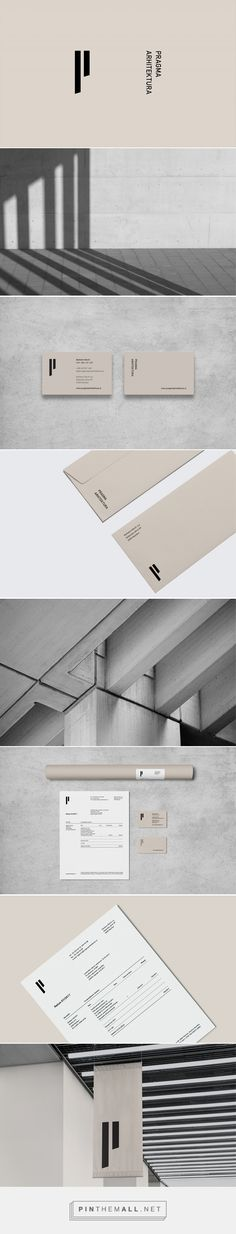 Pragma architecture on Behance... - a grouped images picture - Pin Them All