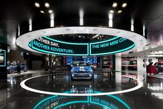 2011法兰克福国际车展(IAA 2011)MINI展台