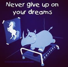 Unicorns WISH they were as cool as rhinos.