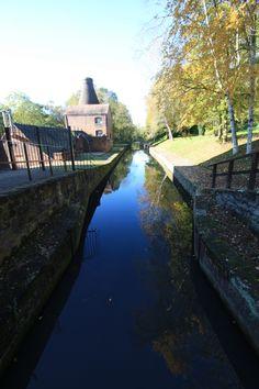 Coalport branch of Shropshire Union Canal