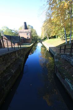 Coalport branch of Shropshire Union Canal