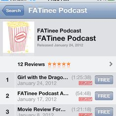 This is my podcast, go find us on iTunes and write us a review.